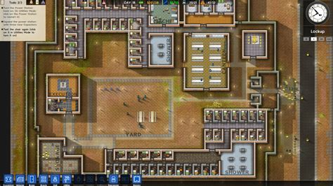 prison architect free download prison architect v11f update torrent download game for pc