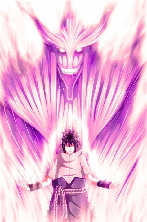 susanoo tattoo sasuke complete susanoo kh anime