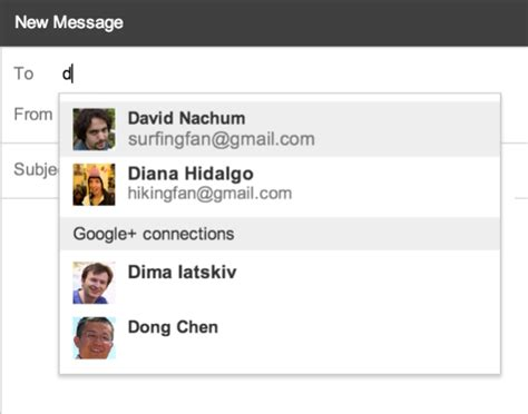 Search For A Person S Email Address Faq How The New Gmail Quot Send To Anyone On Quot Feature Works