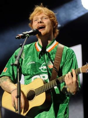ed sheeran irish the 7 greatest gingers to ever perform at croke park