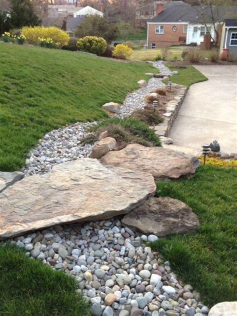 Backyard Creek Bed by Best 25 Riverbed Landscaping Ideas On
