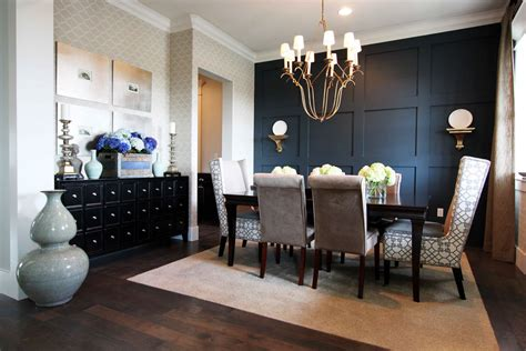 wall for dining room stiles fischer interior design hgtv showhouse showdown winner room photos