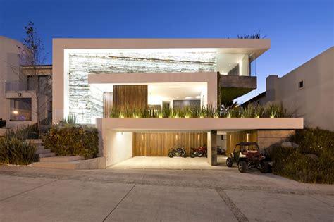 casa minimalista moderna 20 foto 73 fachadas de casas ideias para inspirar arquidicas