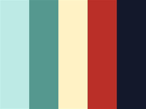 idea color schemes 25 best ideas about nautical color palettes on pinterest