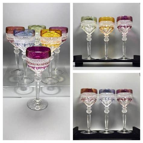 vendita bicchieri bicchieri cristallo antico usato vedi tutte i 122 prezzi