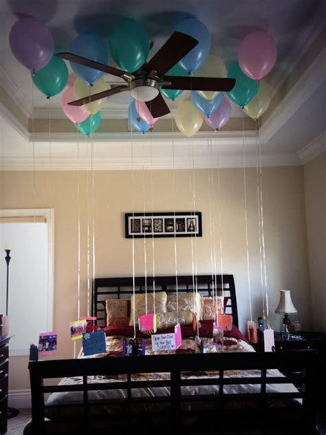 bedroom surprises for your girlfriend 10 fun 21st birthday ideas for your bestie society19