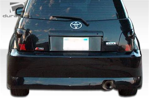 2005 scion xa rear bumper kit scion xa duraflex fab