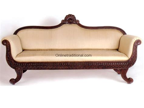 sofa loveseat ottoman set teak wood sofa sets traditional carving sofa sets