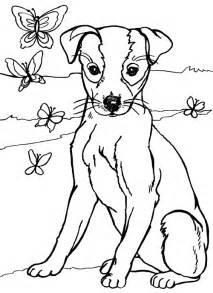 fox family coloring page fox terrier colouring pages