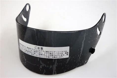 Ic Duct3 Smoke Arai Helmet smoke tint shield visor for arai ck 6s ck6s