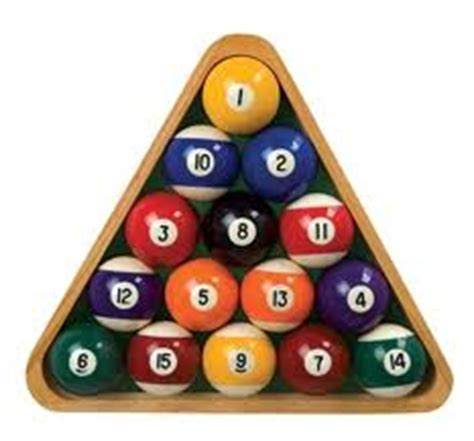 How To Rack Pool Balls For 8 Picture by What Matters Most David Goad S