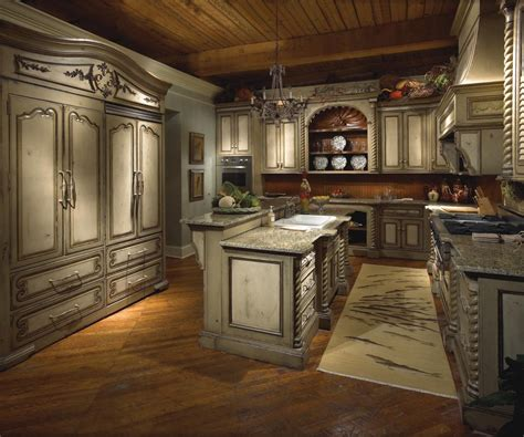 Decorating A Kitchen by Decorating Above Kitchen Cabinets Tuscan Style Room Design Ideas
