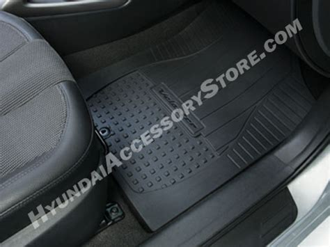 Hyundai Veloster Car Mats by Genuine Hyundai Veloster All Weather Floor Mats Set Of 4