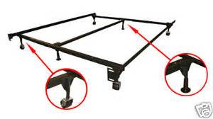 Bed Frame Assembly Adjustable King Metal Bed Frame Assembly Easy New Ebay