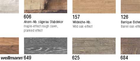 Wellmann Arbeitsplatten Dekore Holz Auf Ma 223