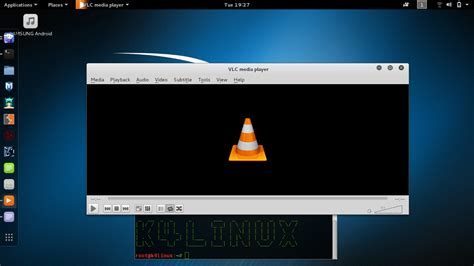 video tutorial kali linux kali linux 2 0 tutorials how to install vlc player