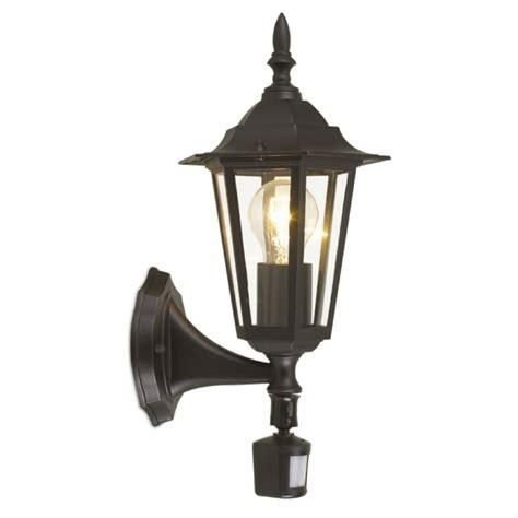 Eglo Outdoor Lighting 22469 Eglo Laterna 4 Black Wall Light 22469