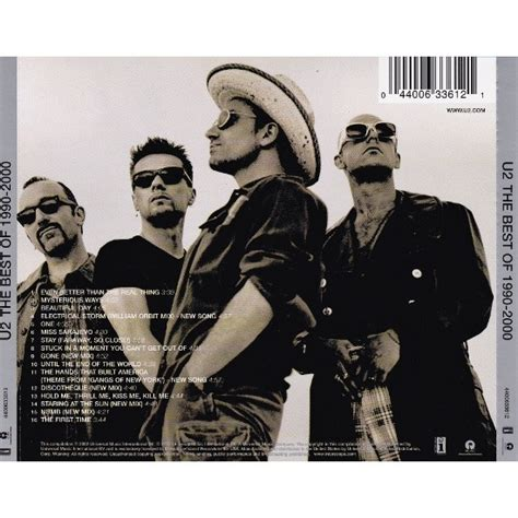 u2 best of the best of 1990 2000 by u2 cd with allaboutvinylplus