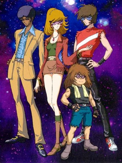 daft punk anime interstella 5555 anime manga pinterest