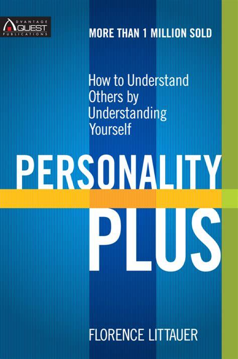 Personality Plus personality plus advantage quest publications
