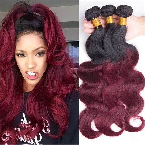 99j hair color weave buy wholesale burgundy weave from china burgundy