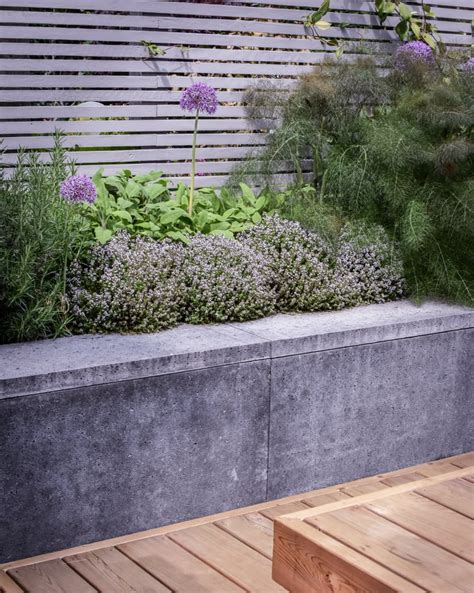 modern retaining wall modern retaining wall blocks landscape transitional with