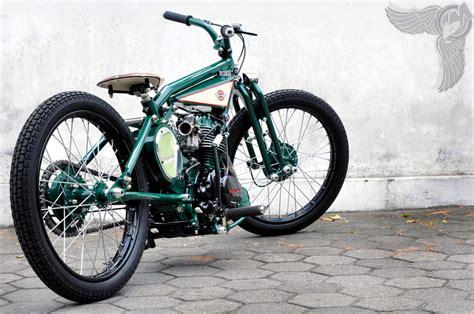 metric design indonesia honda bobbers from yogyakarta s dariztdesign bikermetric