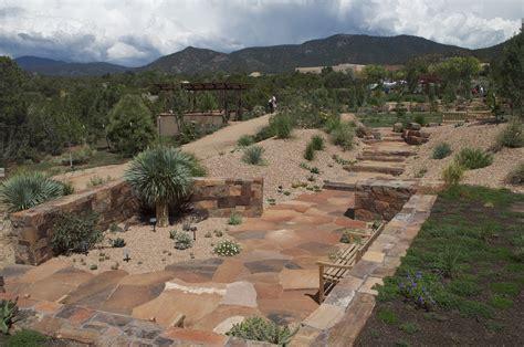 entire botanical garden santa fe botanical garden