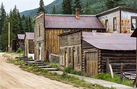 towns for sale 11 abandoned old west boom towns mnn mother nature network