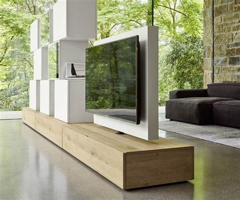 Fernseher Als Raumteiler by Design Raumteiler Wohnwand C46 Drehbaren Tv Paneel
