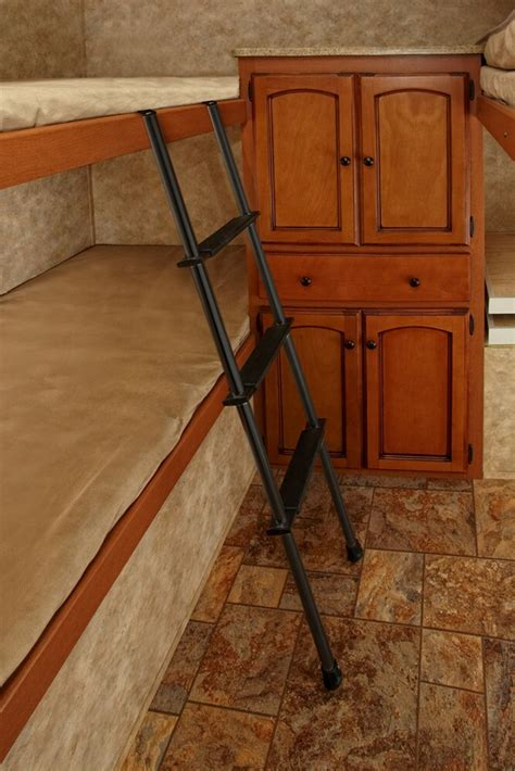rv bunk bed ladder plans  woodworking