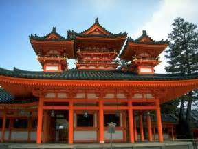 japanese style architecture japan geography