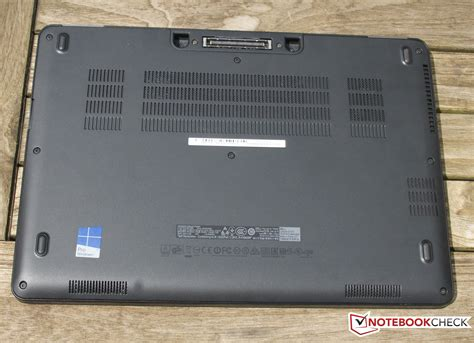 dell laptop battery reset button dell latitude 12 e7270 notebook review notebookcheck net