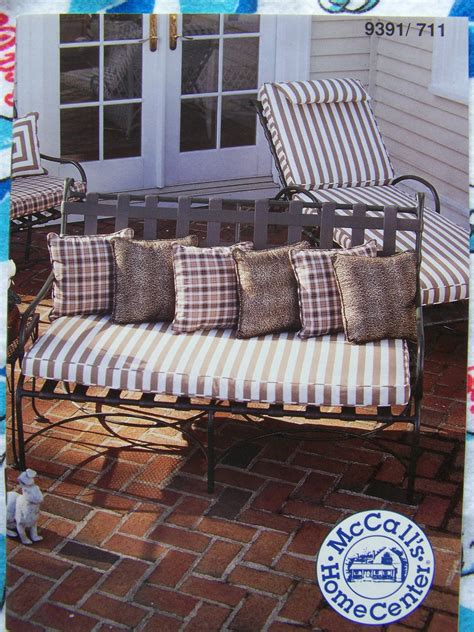 sewing cushions for outdoor furniture new sewing patterns recovering outdoor