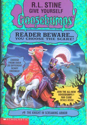 Goosebumps 18 Blood Ii Rl Stine Ebook E Book the in screaming armor goosebumps wiki fandom