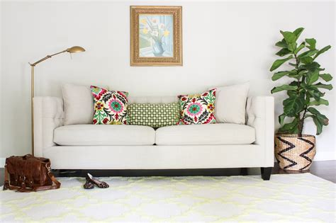 Lakewood Tufted Sofa Fulton Cream Sofa Thesofa Lakewood Tufted Sofa