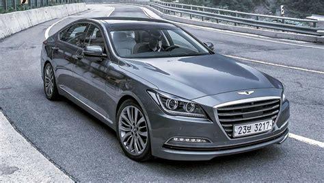 Hyundai Gensis by 2015 Hyundai Genesis Sedan Review Carsguide