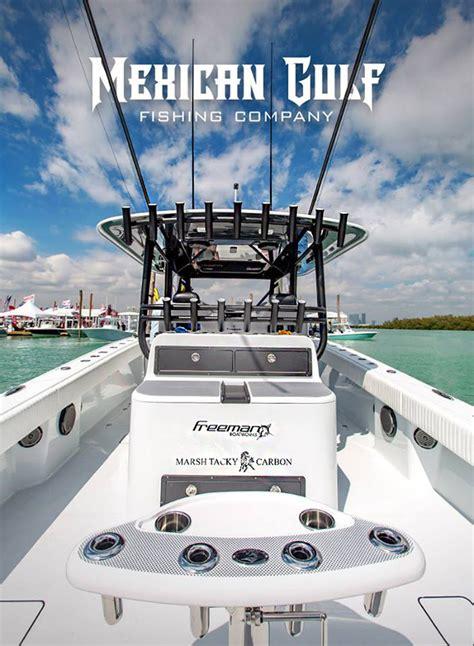 freeman boats story 42 foot freeman boatworks wild bill venice la charters