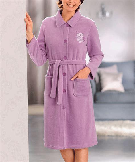 robe de chambre en courtelle robes de chambre polaire robe de chambre femme holidays oo