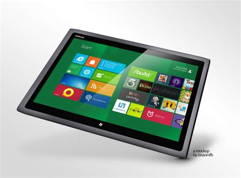 Tablet Nokia nokia hints at windows tablet says it s picking a fight