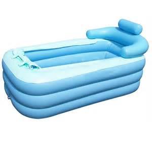 Portable Jets For Regular Bathtub by New Bath Pvc Portable Spa Warm Bathtub