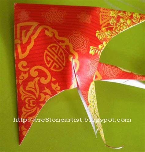Ang Pow Paper Folding - ang pow paper folding ang pow origami fish comot