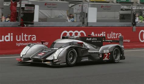 Audi Le Mans Wins by Audi Wins 24 Hours Of Le Mans With R18 Tdi 2