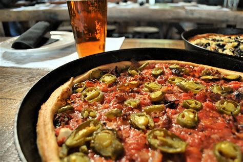 table pizza belmont shore rance s chicago pizza officially opens second location in