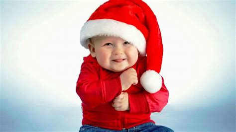 hd wallpapers for android baby santa claus cloth crazy baby full hd wallpapers