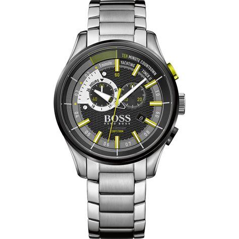 yacht watch hugo boss boss 1513336 yachting timer ll horloge ean