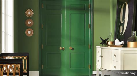 dramatic colors making spaces dramatic color guide sherwin williams