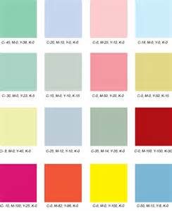 Retro Colors 1950s by Design Practice Colour Palettes