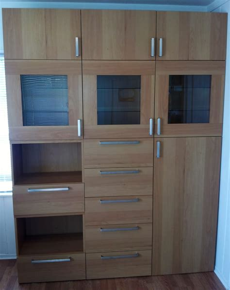 custom ikea besta unit installed for nursery room yelp