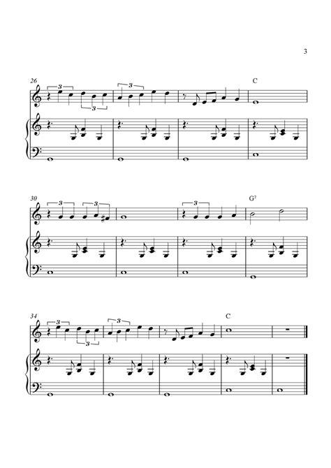 printable violin sheet music free violin and piano sheet music la paloma